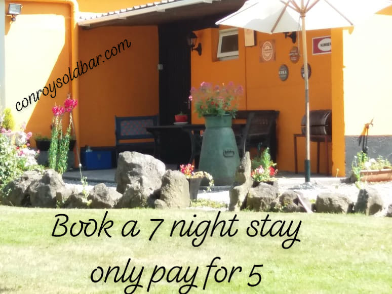 Book 7 Nights and Only Pay for 5!!!